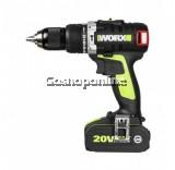 Worx WU309 13MM Brushless Hammer Drill 20V Max Li-Ion