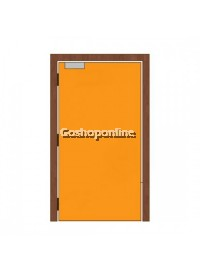 Gayador 2 Hour Single Leaf Fire Rated Door 900MM (W) x 2100MM (H) with Metal Frame