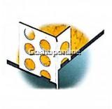 PVC A2 Corner Bead 28MM x 18MM x 5MM x 2.5M (L)