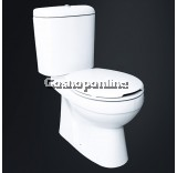 WATER CLOSET - EZYFLIK FRASERS 8004 (with 9549 SEAT COVER)