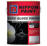 Nippon Paint 9000 Gloss Finish (Standard Colour) 1L